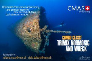 CMAS Trimix